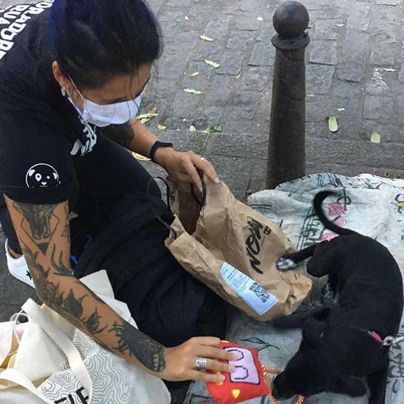 Osasco (SP) receberá ação solidária do projeto Moradores de Rua e Seus Cães