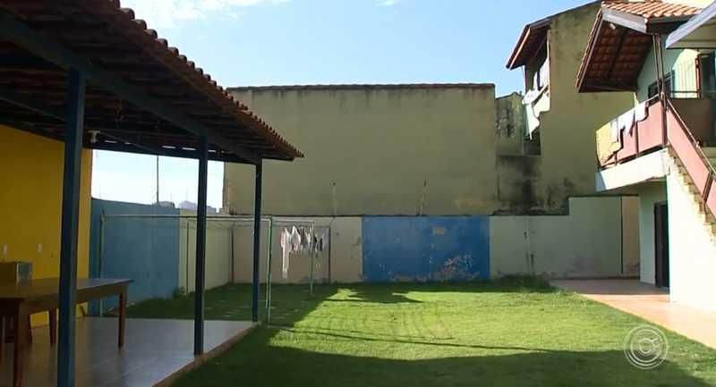 Abrigo Municipal de Animais em Sorocaba — Foto: Reprodução/TV TEM