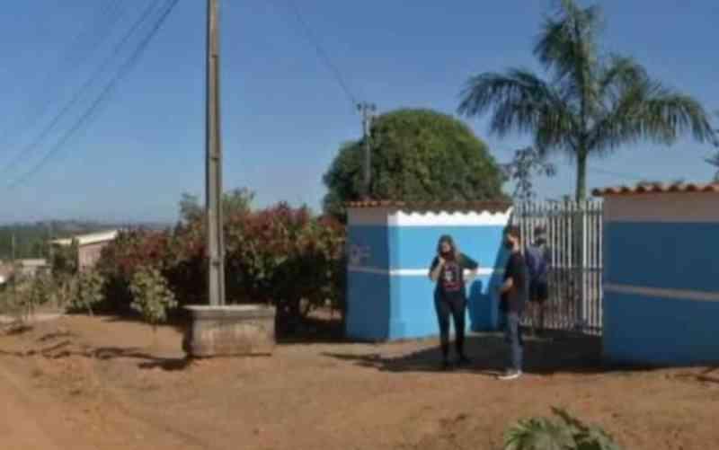 Moradores denunciam que cachorro de rua foi morto a tiros em Goianápolis, GO