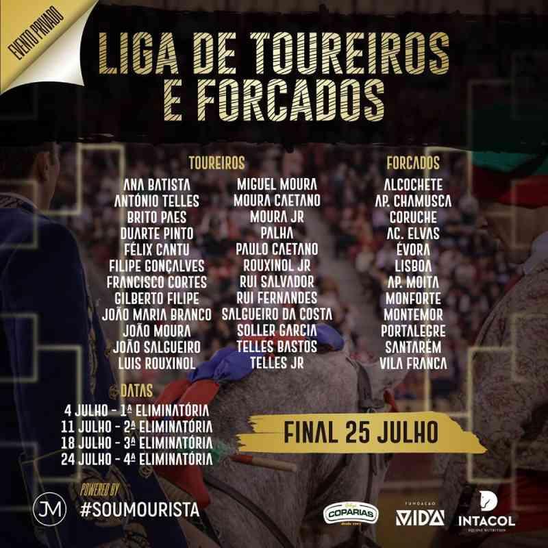 Plataforma 'Basta de Touradas' tenta impedir evento de cavaleiro João Moura Jr., em Portugal