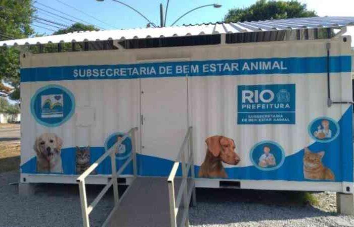 Após aumento da demanda por atendimento veterinário, Prefeitura do Rio inaugura novos postos de saúde para animais