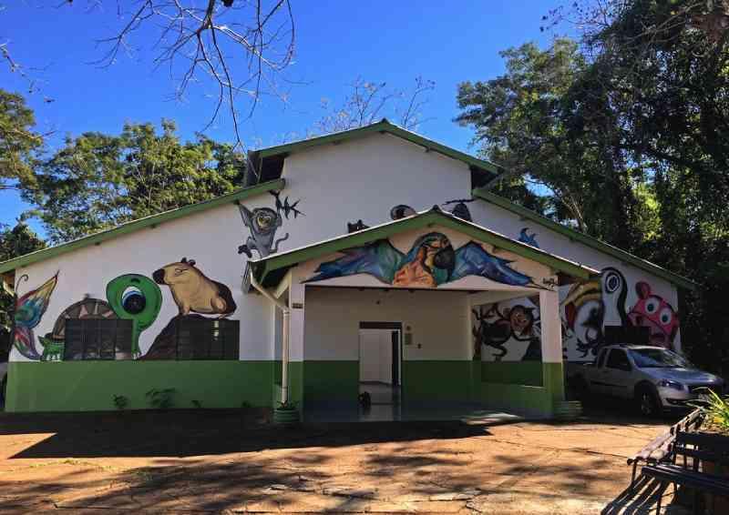 Quarentena suspende vistorias estaduais e 'atrasa' funcionamento do Centro de Triagem de Animais Silvestres em Presidente Prudente, SP