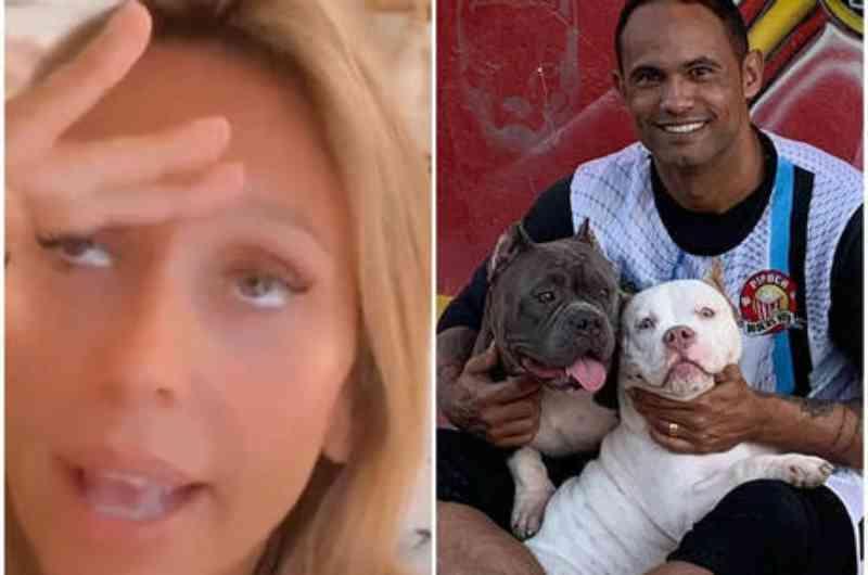 Ativista acusa canil que contratou goleiro Bruno de mutilar cachorros