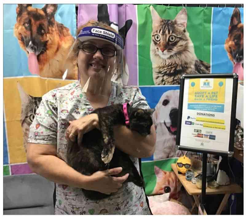 Brasileira fundadora de abrigo para animais na Flórida (EUA) pede ajuda da comunidade