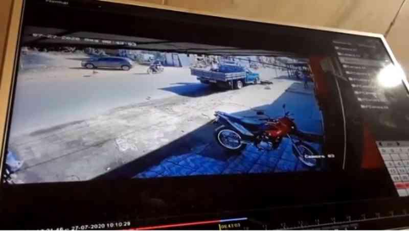 Video: motorista atropela e mata cadela de forma proposital em Codó, MA