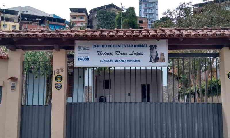 Prefeitura inaugura Clínica Veterinária Municipal em Manhuaçu, MG