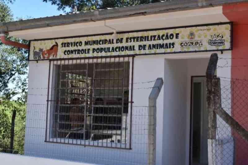 Prefeitura de Restinga Seca (RS) inaugura clínica de castração de animais