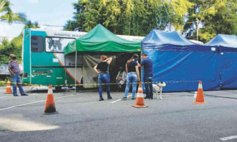 Mais de 900 animais foram atendidos pelo Castramóvel em sistema de drive-thru em Bragança Paulista, SP