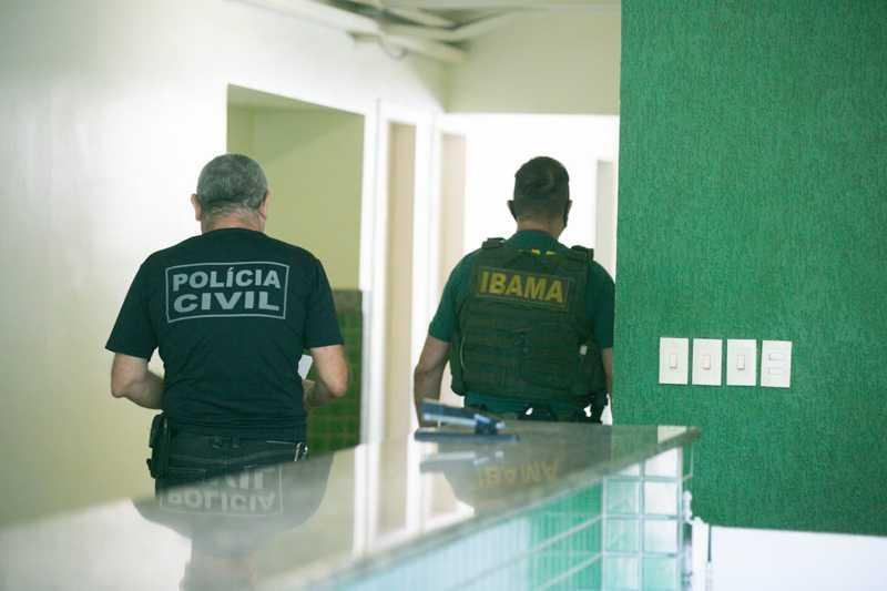 Caso Naja: indiciados montaram 'lavagem de animais' no Ibama, diz delegado