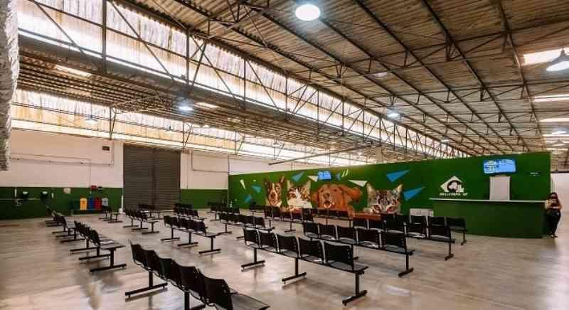 Prefeitura de SP inaugura Hospital Veterinário na zona sul