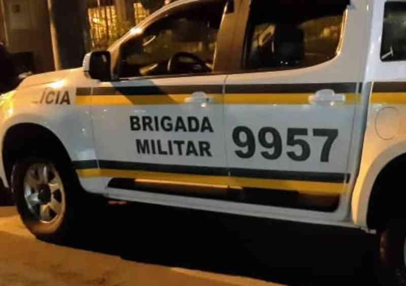 Brigada Militar localiza até máquina de cartão em rinha de galo no interior gaúcho