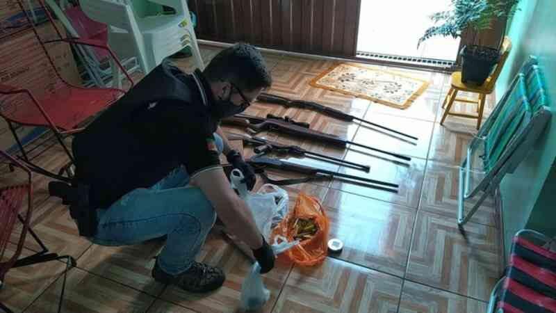 Polícia prende suspeitos em investigação contra caça ilegal de animais silvestres no RS