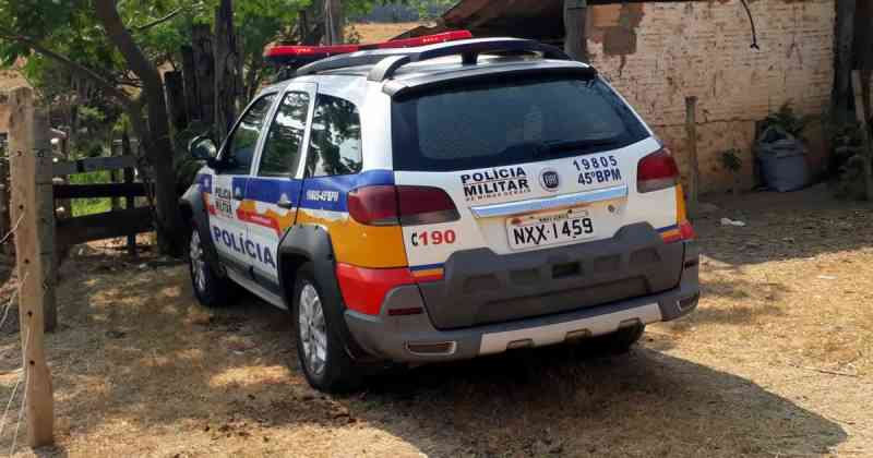 Fazendeiro atira contra cachorros que atacavam seus bezerros e acaba preso em João Pinheiro, MG
