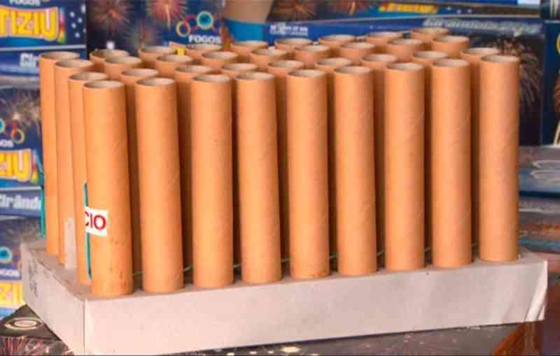 Ambientalistas querem proibição de fogos de artifício com estampido em Patos de Minas, MG