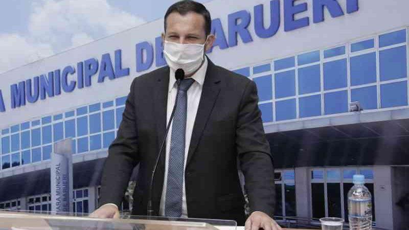 Vereador apresenta pela 3ª vez projeto para proibir fogos de artifício em Barueri, SP
