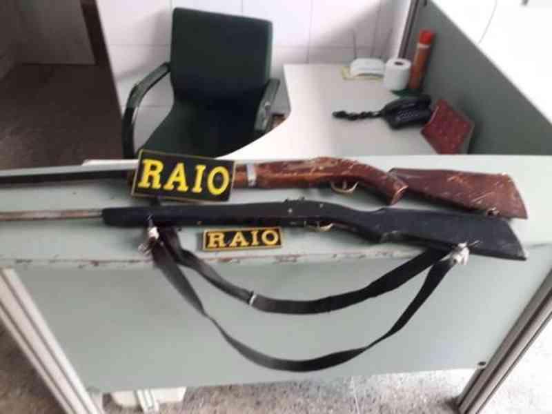 Homem é preso suspeito de atirar em cachorro do vizinho no interior do Ceará