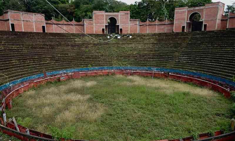 Arena de touradas vai virar viveiro gigante na Colômbia