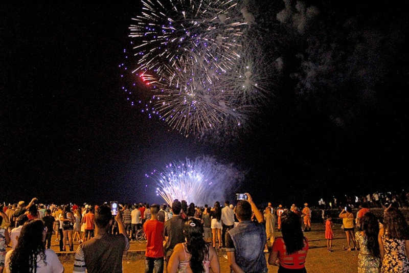 Sancionada lei que proíbe manuseio e queima de fogos de artifício com barulho em Macapá, AP