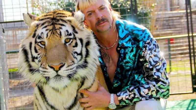 Justiça dos EUA confisca tigres e leões do parque 'Tiger King'