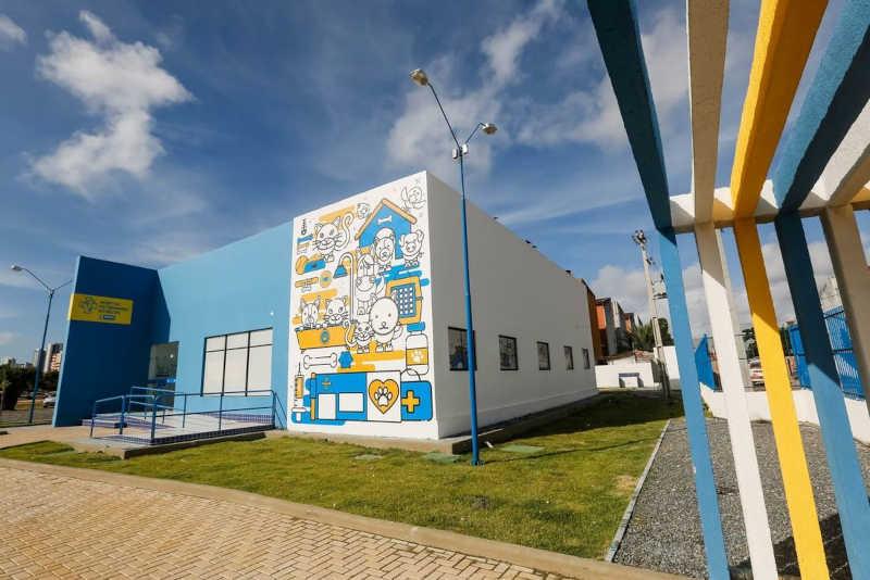 Hospital Veterinário do Recife abre agendamento para castrações na 2ª quinzena de maio