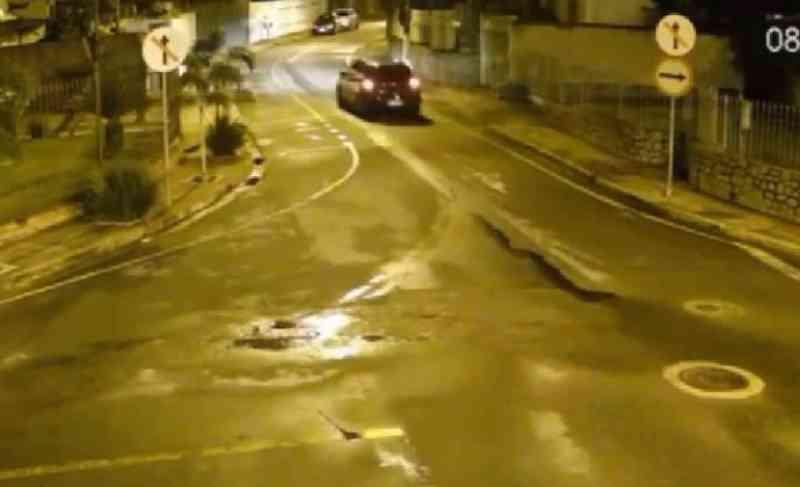 Carro usado para deixar animal esquartejado no Laranjal, em Volta Redonda (RJ), é identificado