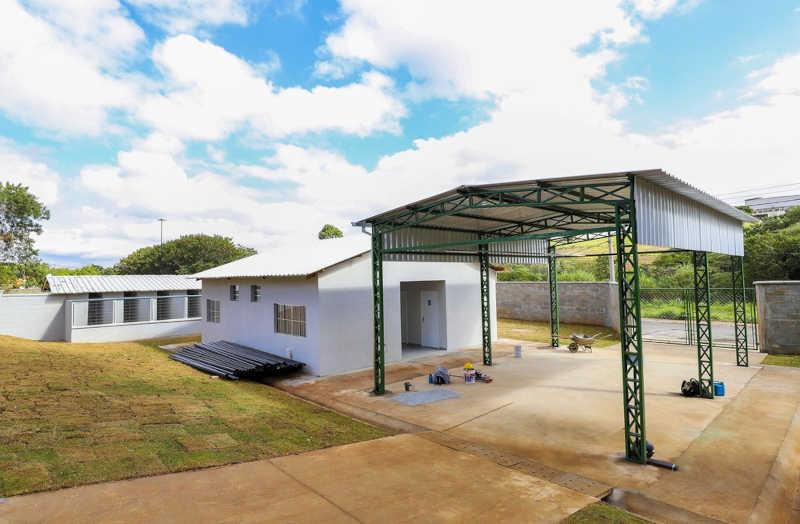 Santa Bárbara d'Oeste (SP) confirma para junho a inauguração do centro que abrigará animais vítimas de maus-tratos