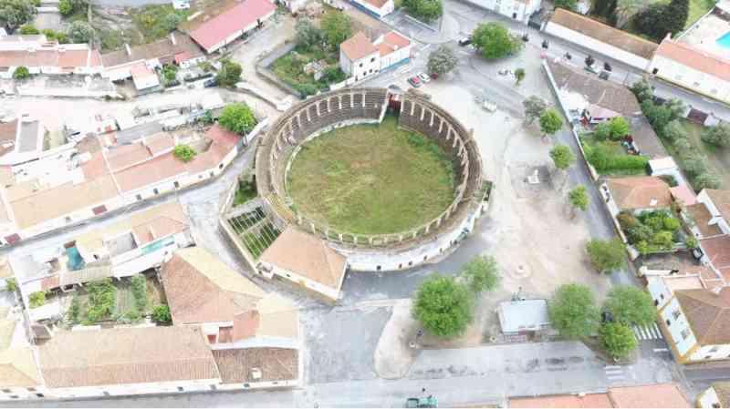 Mais antiga praça de touros de Portugal dará lugar a um centro cultural