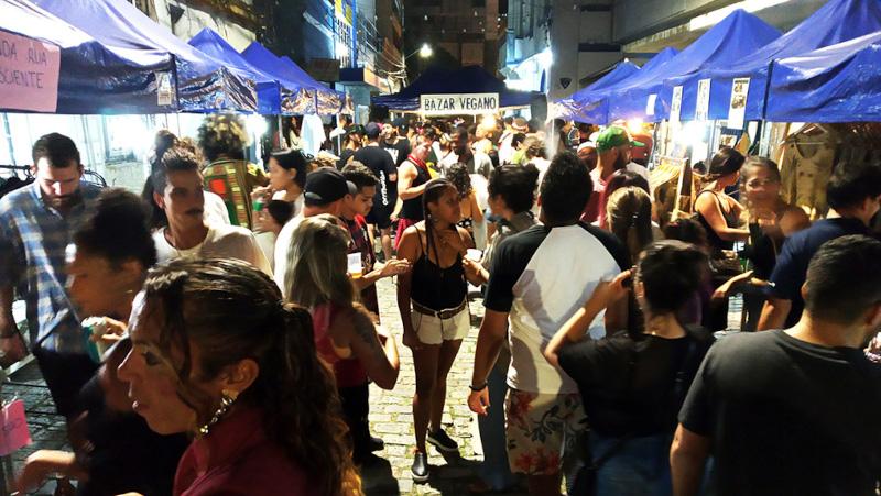 Balanço do 9° Bazar Vegano Floripa e sua nova data com cuidados!