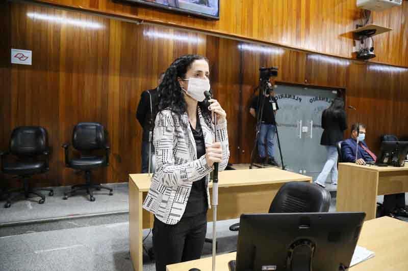 Vereadora acredita na aprovação da PL e na sanção por parte do prefeito mogiano (Foto: assessoria de imprensa)