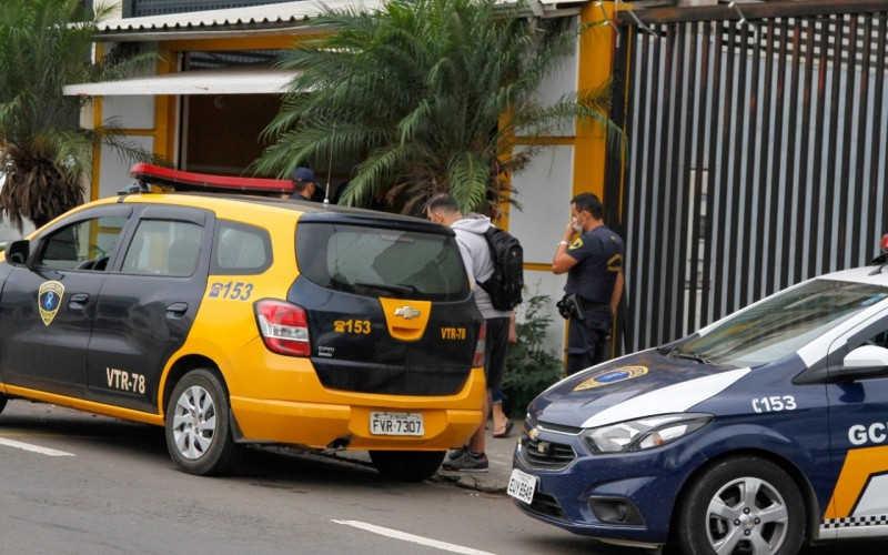 Tutora foi detida pela Guarda Civil (Moreno Moura)