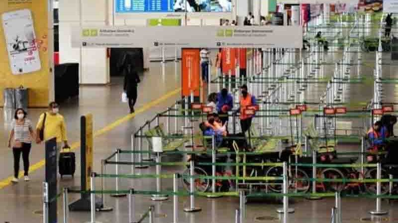 Terminal aéreo da capital federal fará parte de grupo com mais de 40 empresas e organizações do mundo todo. Crédito: Carlos Vieira/CB/D.A Press