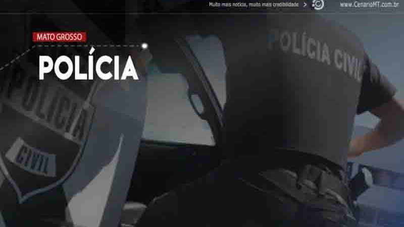 Homem é detido em flagrante depois de atirar em cachorro em Várzea Grande, MT