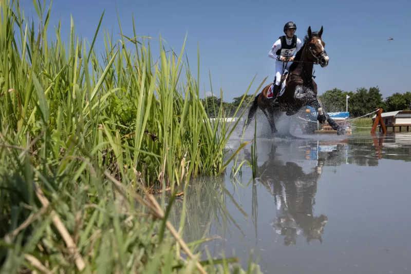 Cavalo é abatido após lesão em apresentação em prova de hipismo das Olimpíadas de Tóquio