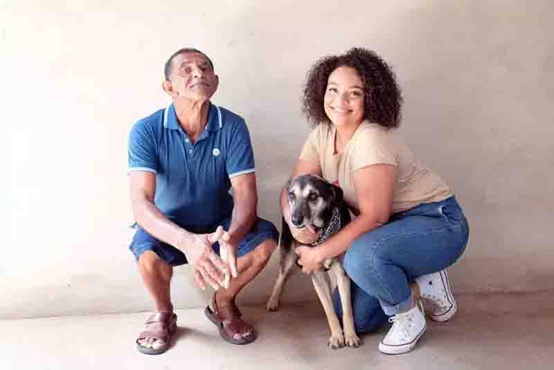 Animais de Brumadinho com necessidades especiais ganham novos lares
