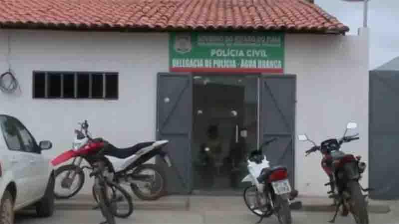 Idoso é preso em São Gonçalo do Piauí suspeito de matar cadela do vizinho com disparo de espingarda