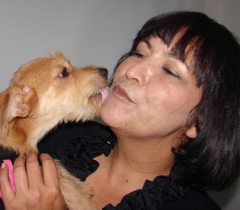 Ativista da causa animal morre vítima de infarto em Sorocaba — Foto: Arquivo Pessoal