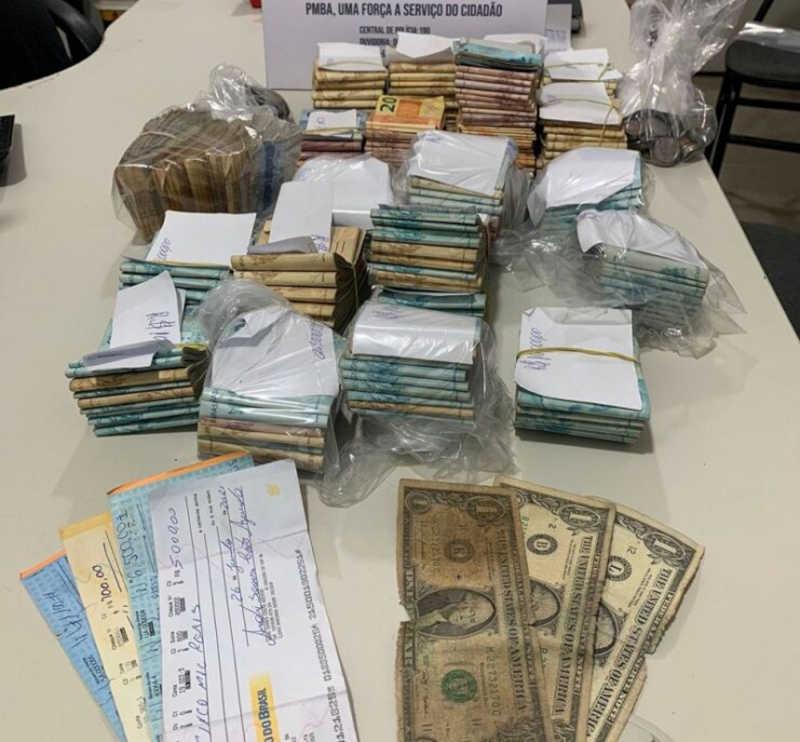Mais de 60 pessoas são detidas em rinha de galo em Maiquinique, BA; R$ 200 mil foram apreendidos