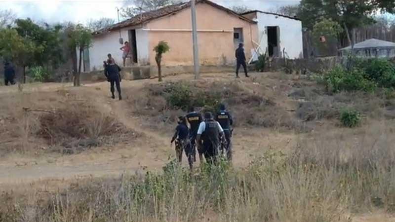 Três são denunciados à Justiça por matança de cães filmada em Campos Sales, no interior do Ceará