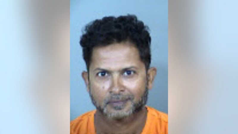 Taha Rizwan Hussain (Cortesia: Departamento de Polícia de Chandler)