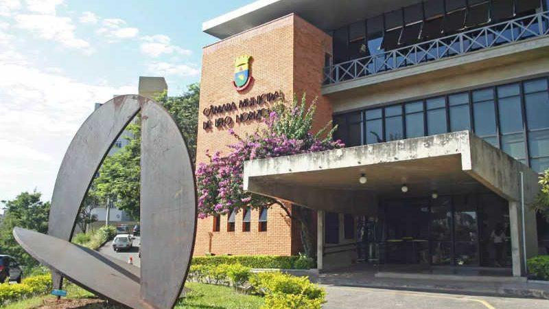 Câmara Municipal de Belo Horizonte / Foto: Câmara Municipal de Belo Horizonte/Divulgação