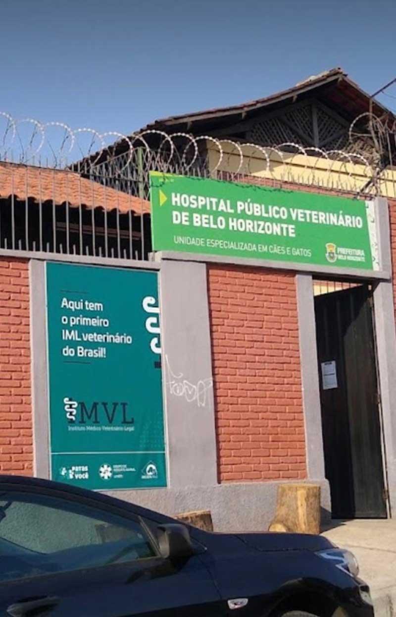 Primeiro Instituto Médico Veterinário Legal será inaugurado em Belo Horizonte nesta sexta