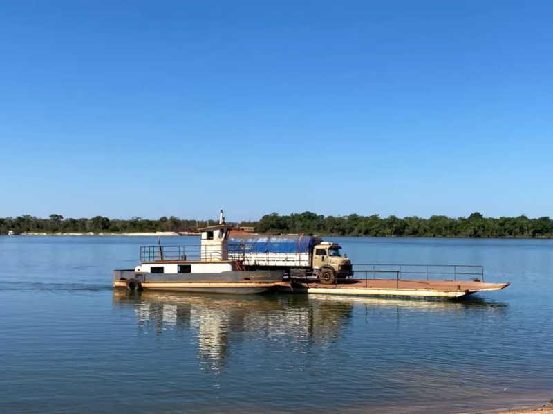 Transporte para o Pará durou dois dias — Foto: Divulgação
