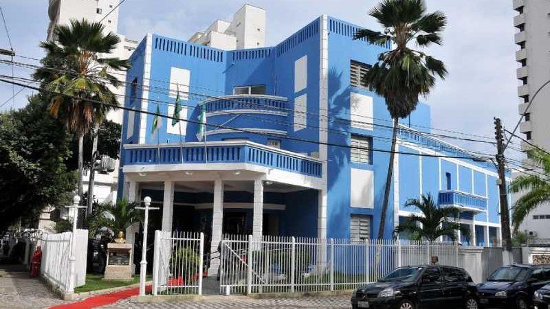 Câmara Municipal de Natal — Foto: Elpídio Júnior