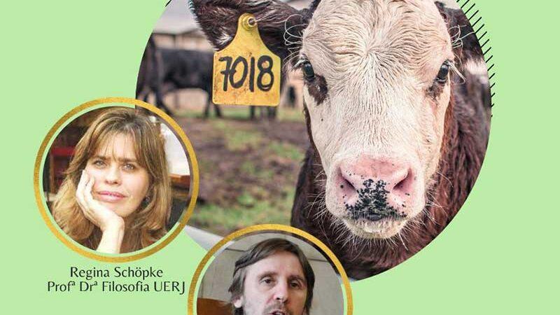 Conferência internacional online com o filósofo Oscar Horta dialoga sobre especismo e direitos animais