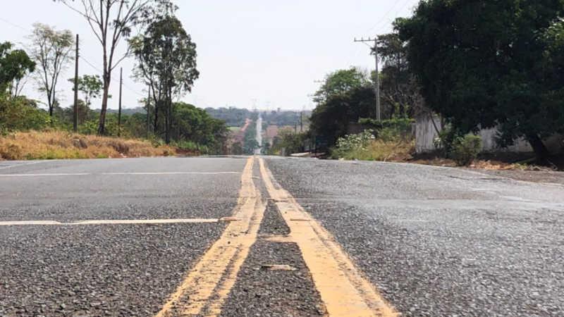 Acidentes são recorrentes na Nelson Barbieri (Foto: Milton Filho/CBN Araraquara)