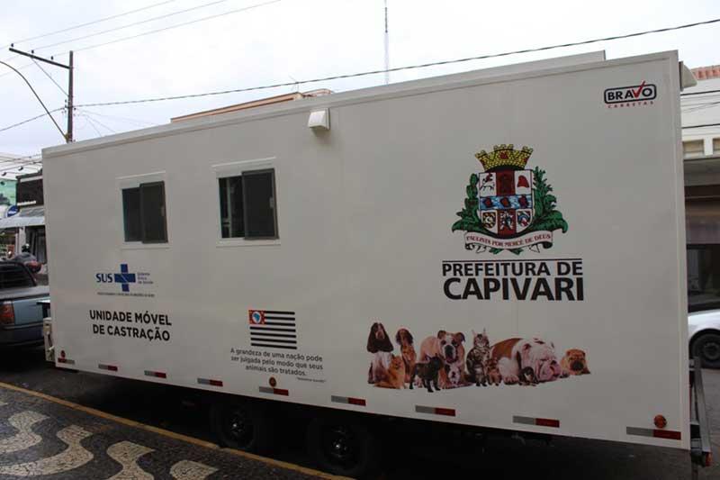 Após mapeamento, Prefeitura de Capivari (SP) anuncia mutirão de castração de animais