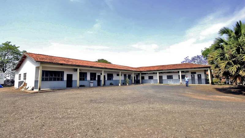 Centro de Controle de Zoonoses de Piracicaba será sede do Núcleo de Bem Estar Animal — Foto: Justino Lucente